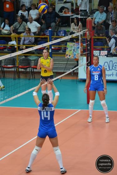 Alassio cup volley, giugno 2013 14, Nazionale Italiana