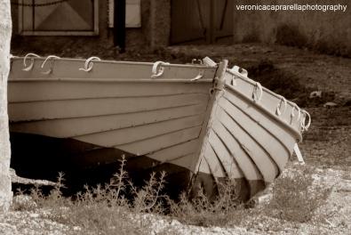 Old boat, Varigotti
